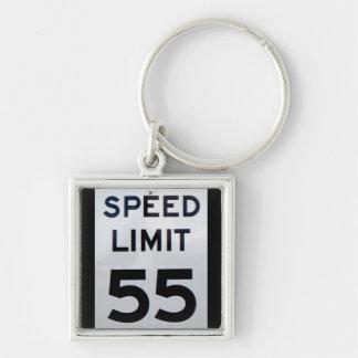 制限速度55の印-キーホルダー キーホルダー