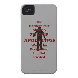刺激されるゾンビ Case-Mate iPhone 4 ケース