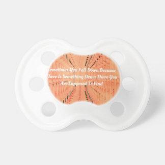 刺激とトンネルを掘るオレンジ目の錯覚 おしゃぶり