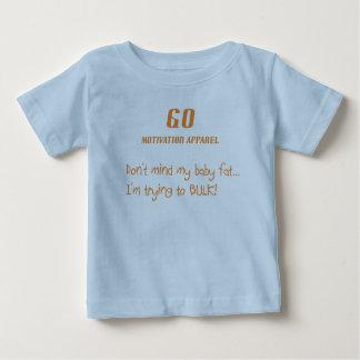 刺激のベビーTは行きます ベビーTシャツ