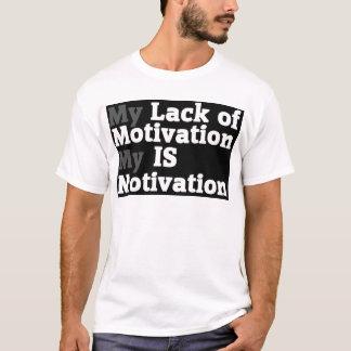 刺激の欠乏 Tシャツ