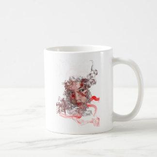 刺激を受けた コーヒーマグカップ