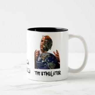 刺激物、コーヒー・マグ ツートーンマグカップ
