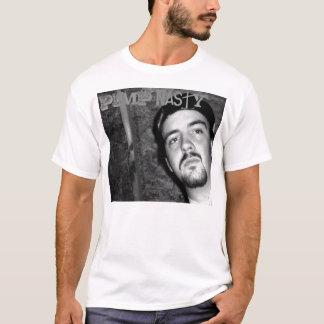 刻み目 Tシャツ
