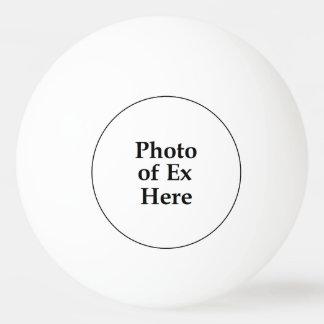 前の写真のピンポン球 卓球ボール
