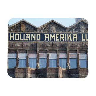 前のHALのオフィス、ロッテルダム マグネット