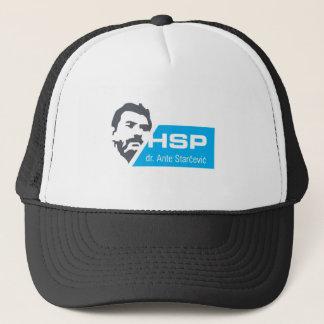 前のStarcevic HSPの先生 キャップ