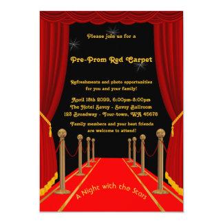前プロムの招待、前に、第15丁重な、プロム第16 カード