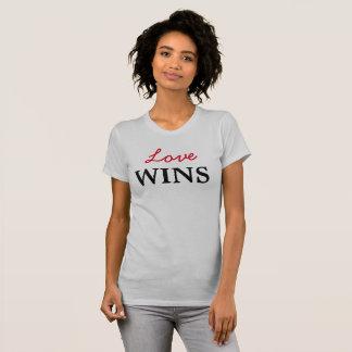 前向きな声明 Tシャツ