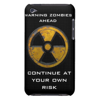 前方のゾンビ Case-Mate iPod TOUCH ケース