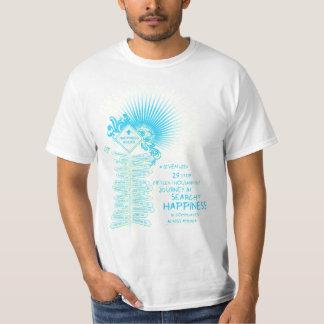 前方の幸福 Tシャツ