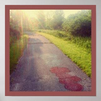 前方の道 ポスター