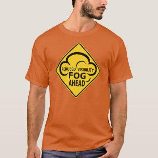 前方の霧 Tシャツ