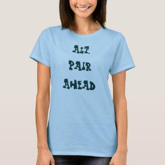 前方のAlt.Pair Tシャツ