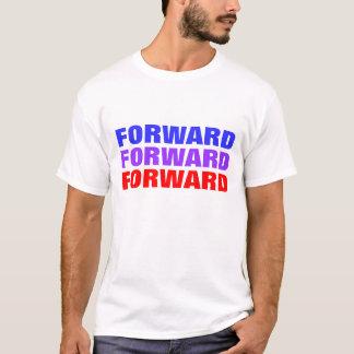 前方前方前方 Tシャツ