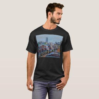 前方芸術的なTシャツ Tシャツ