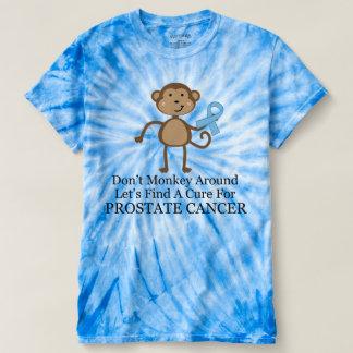 前立腺癌は治療のティーのTシャツを見つけるために割り当てます Tシャツ