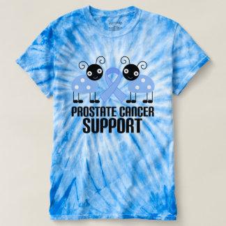 前立腺癌サポートティーのTシャツ Tシャツ
