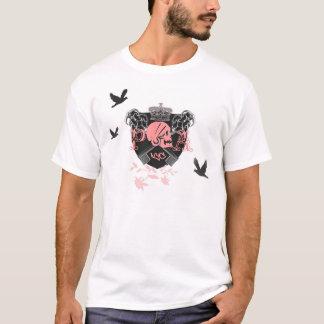 前部しぶき Tシャツ
