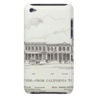 前部東側カリフォルニアおよびサクラメント Case-Mate iPod TOUCH ケース