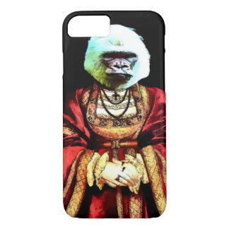 剣の占いカードのiPhone 7の場合の女王 iPhone 8/7ケース