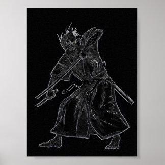 剣の戦闘機 ポスター