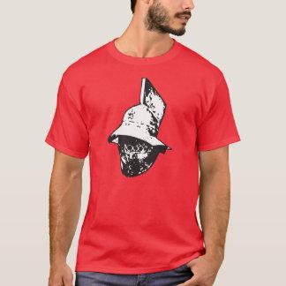 剣闘士のヘルメット Tシャツ