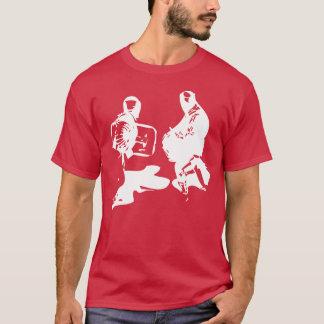 剣闘士の決闘 Tシャツ