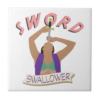 剣Swallower タイル