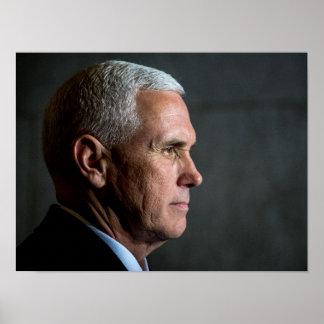 副大統領としてマイクのペニー ポスター