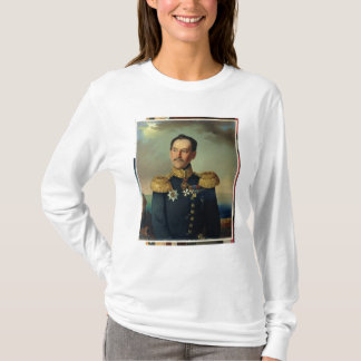 副海軍大将のNikolaiポートレート Tシャツ