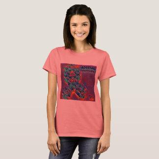 副腎の不十分 Tシャツ
