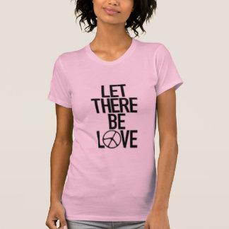割り当てられて愛があります Tシャツ