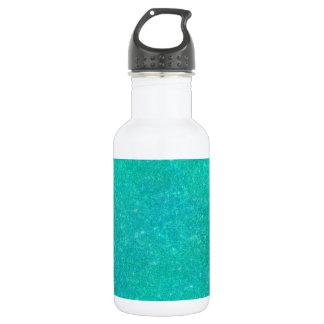 割れたガラス芸術 ウォーターボトル