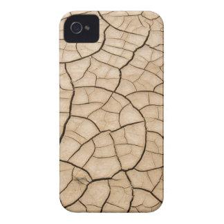 割れた泥 Case-Mate iPhone 4 ケース