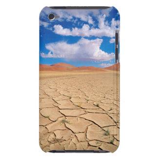 割れた砂漠の平野 Case-Mate iPod TOUCH ケース