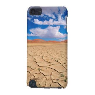 割れた砂漠の平野 iPod TOUCH 5G ケース