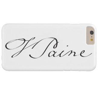 創始者トマス・ペインの署名 BARELY THERE iPhone 6 PLUS ケース