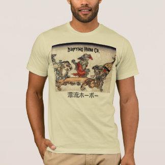 創造物のルンペンのcraziesのワイシャツ tシャツ
