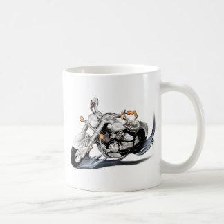 創造的なオートバイ コーヒーマグカップ