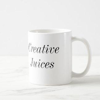 創造的なジュースのマグ コーヒーマグカップ