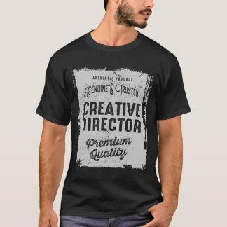 創造的なディレクター Tシャツ