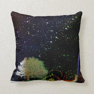創造的なデザインの枕 クッション