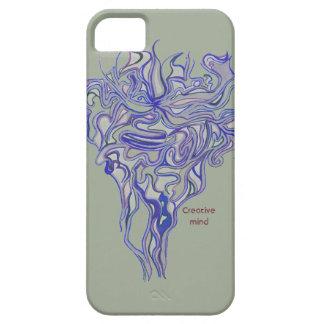 創造的な心 iPhone SE/5/5s ケース