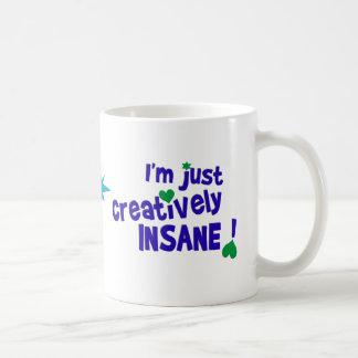 創造的に異常なマグ コーヒーマグカップ