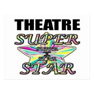 劇場のスーパースター ポストカード