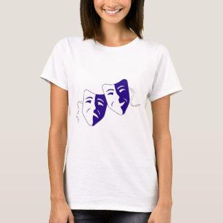 劇場のマスク Tシャツ