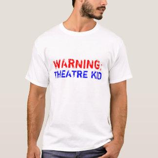 劇場の子供 Tシャツ