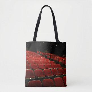 劇場の座席 トートバッグ