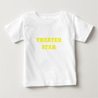 劇場の星 ベビーTシャツ